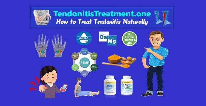 Treatment for Tendonitis